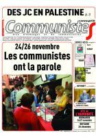 Journal Communistes 658 du 23 novembre 2016