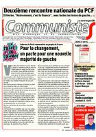 Journal CommunisteS n°669 du 22 février 2017