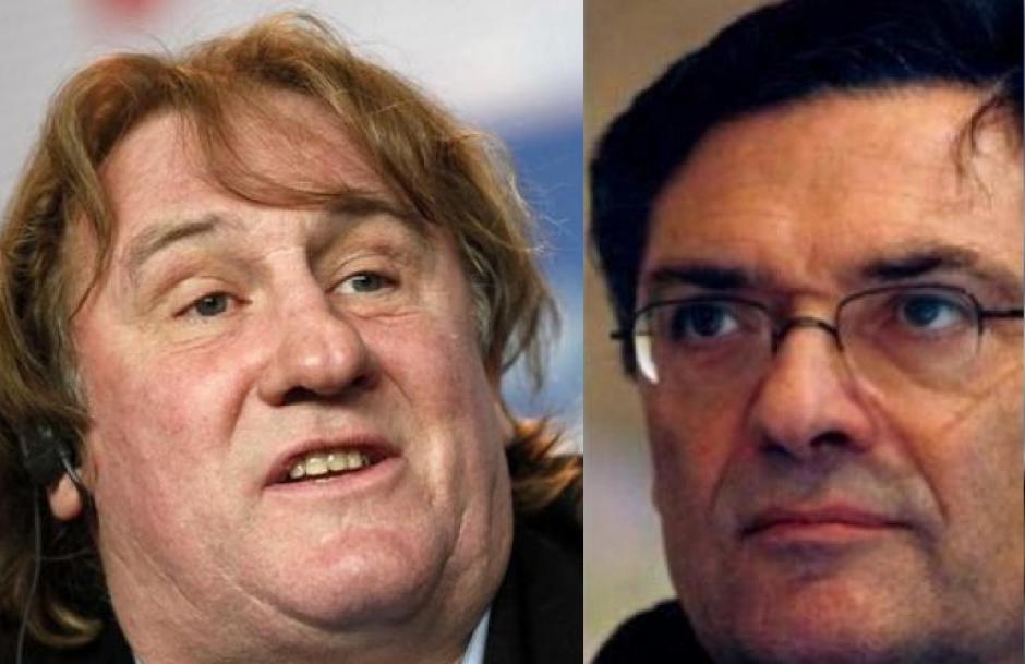 Quand Patrick Devedjian justifie le départ de Gérard Depardieu pour des raisons fiscales