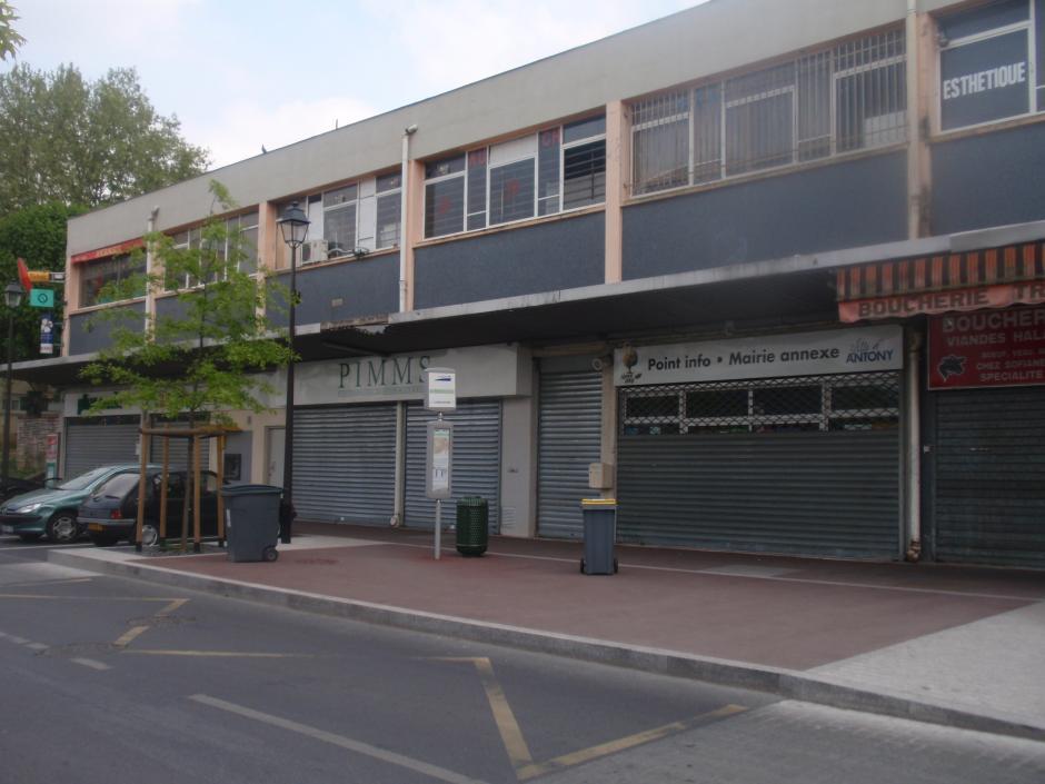 Le centre commercial des Baconnets enfin réhabilité
